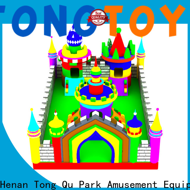 colorful big water slides for sale wholesale for outdoor