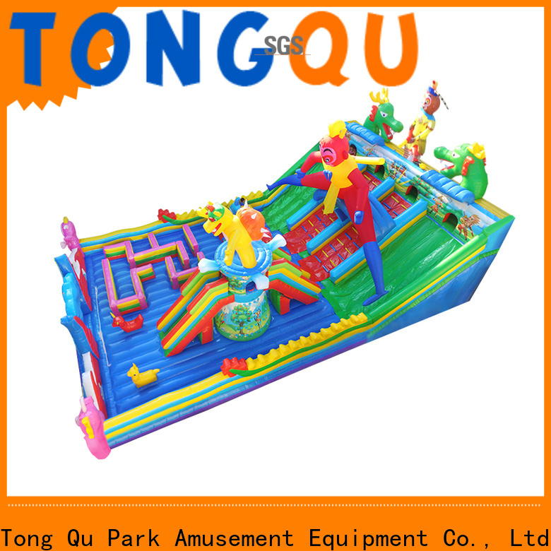 Tongtoy sports bounce house wholesale for adult