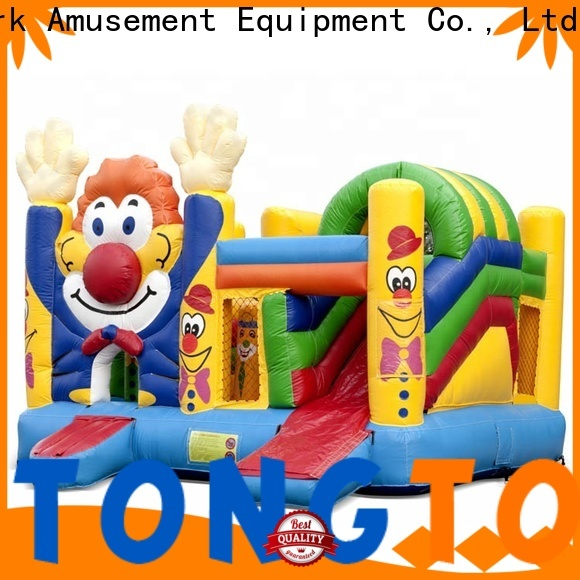 Tongtoy colorful big water slides for sale wholesale for outdoor