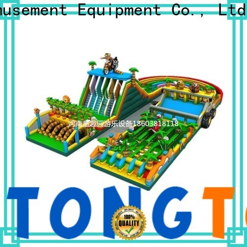 High-quality bounce obstacle course Suppliers for kids