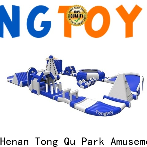 Tongtoy Latest inflatable water park for sale from China for playground