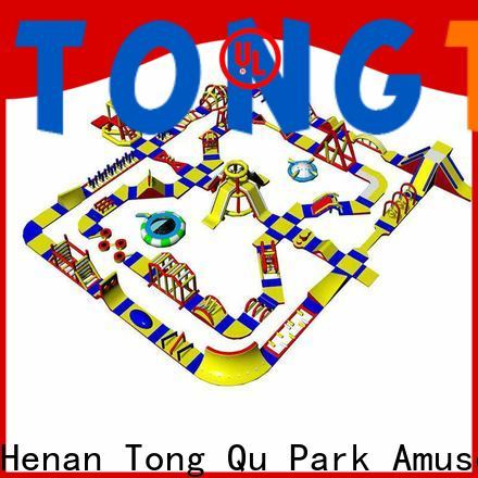 Tongtoy crocodile isle water park from China for amusement park