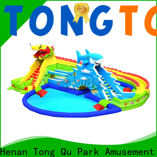 Tongtoy water jumpers near me factory price for swimming pool