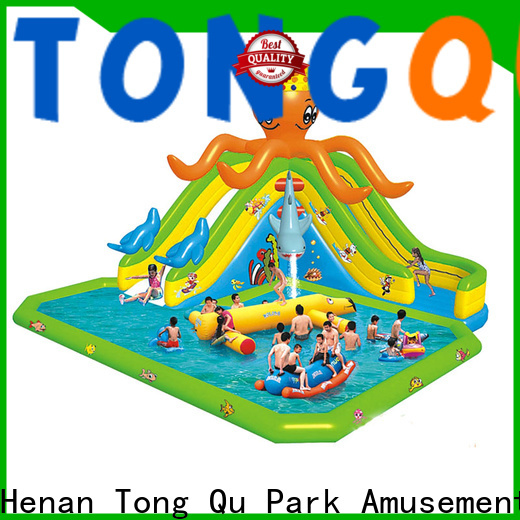 Top castle bounce with double water slide Suppliers