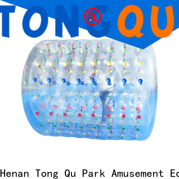 Tongtoy airtight clear human rolling ball inquire now for water park