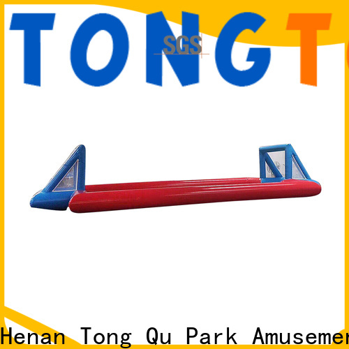Tongtoy professional inflatable trampoline customized