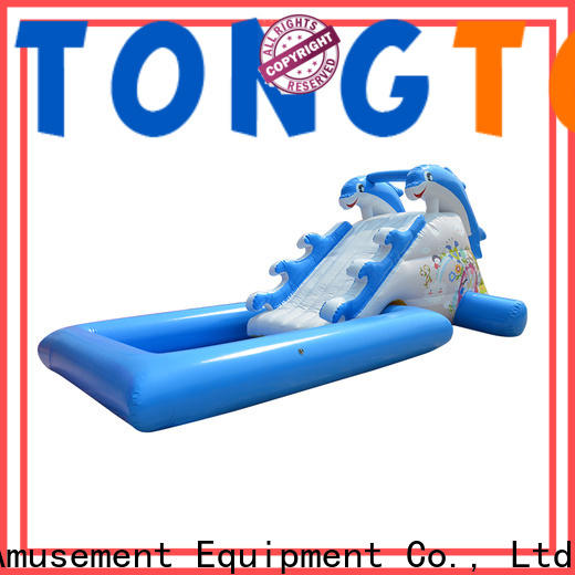 Tongtoy Top water inflatables near me factory price