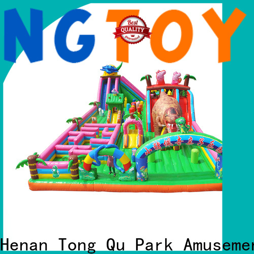 Tongtoy 15x15 commercial bounce house supplier for kids