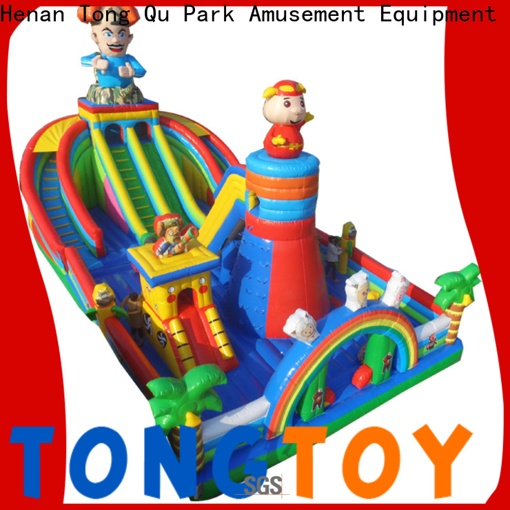 Tongtoy adult bounce house wholesale for kids