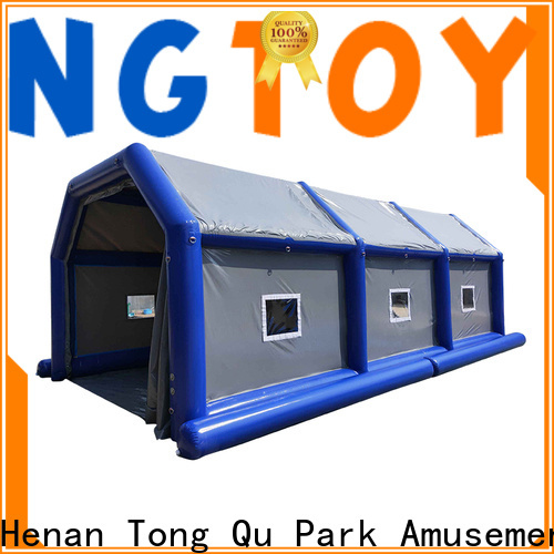 Latest inflatable pole tent for business for outdoor