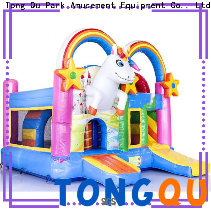 colorful 15x15 bounce house for sale wholesale for kids