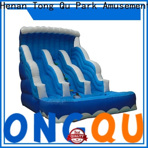 Tongtoy commercial grade water slide Suppliers for water park