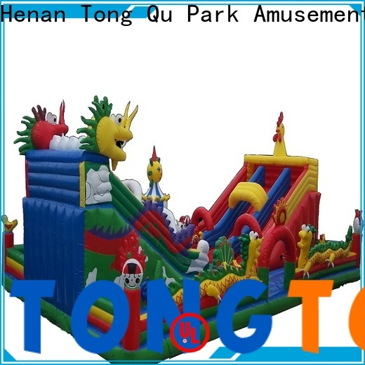 Tongtoy huge bounce house supplier for kids