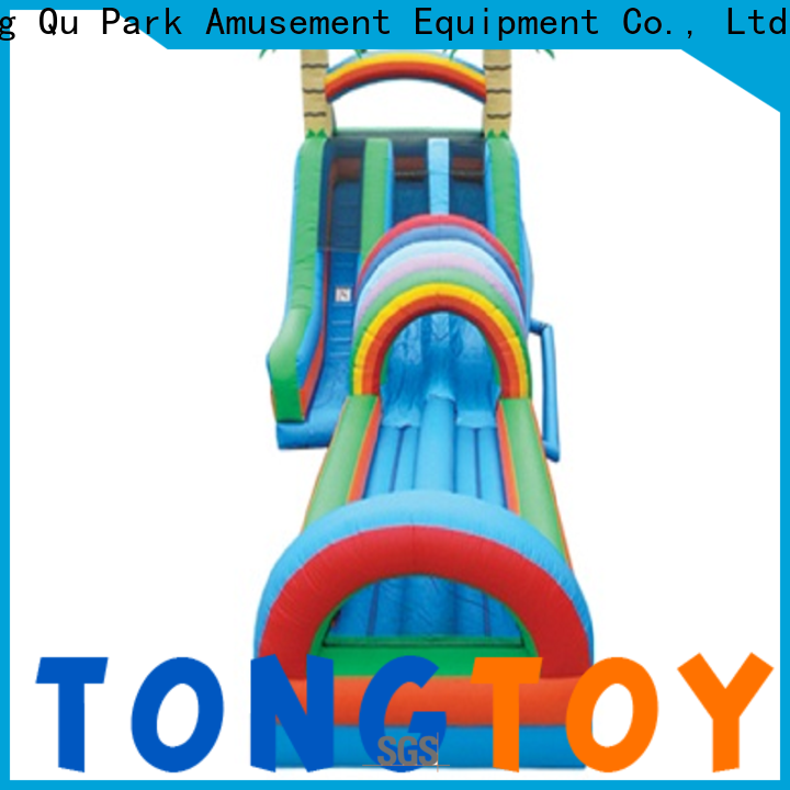 New commercial inflatable water slides Suppliers for water park