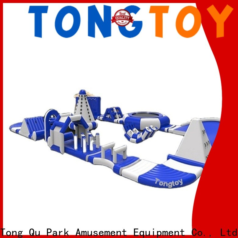 Tongtoy water park jumping castle for business for water park