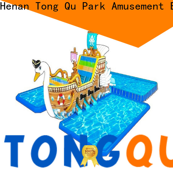 Tongtoy customized 25 ft water slide order now
