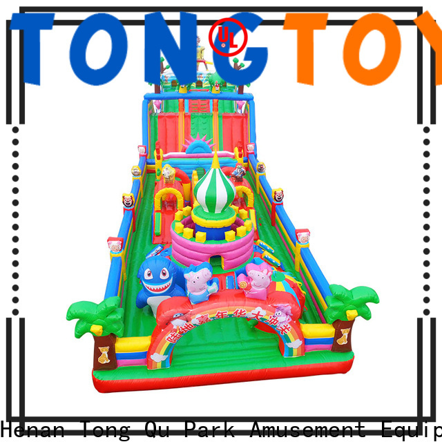 Tongtoy inflatable obstacle course rental near me Supply for adult