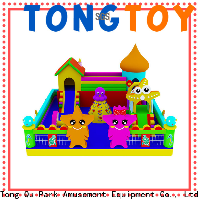 Tongtoy tiny tikes bounce house wholesale for outdoor