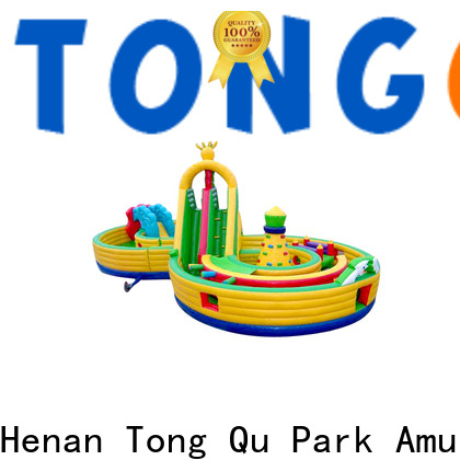 Tongtoy indoor inflatable slide reputable manufacturer for indoor