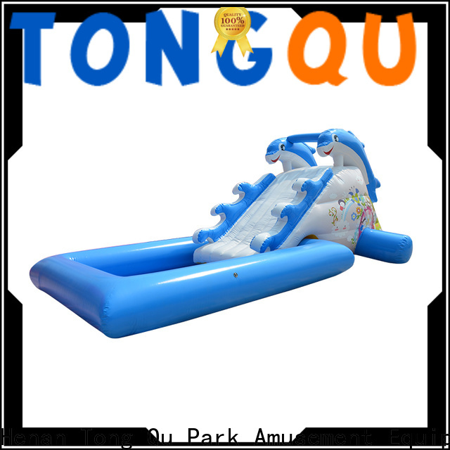 Tongtoy fire-resistant moonwalk bounce house factory