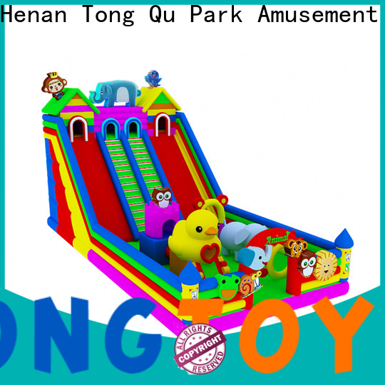 Top giant inflatable slide reputable manufacturer for outdoor