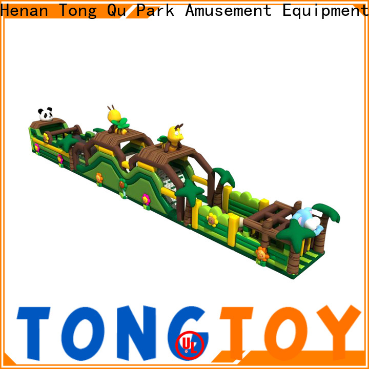 Tongtoy inflatable bounce house for adults inquire now for amusement park