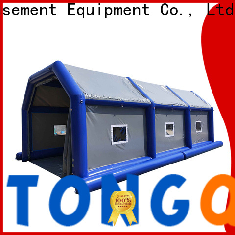 Tongtoy Best inflatable tent factory for adult