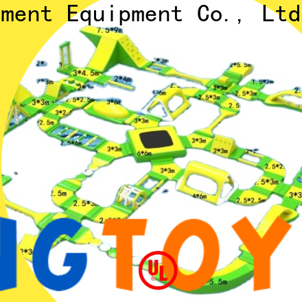 Tongtoy High-quality inflatable water theme park factory for playground