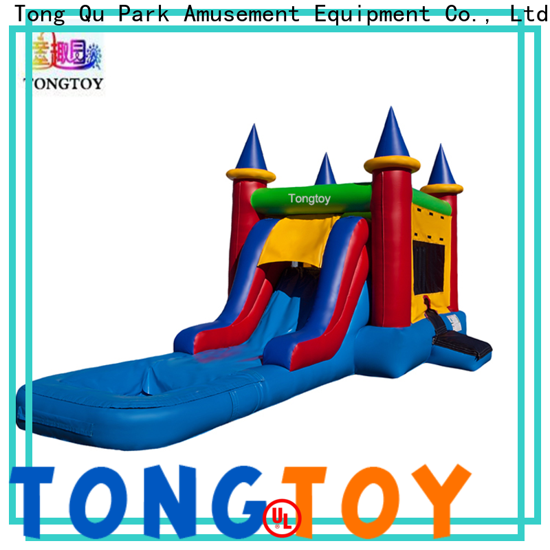 Tongtoy fire-resistant unicorn bouncer supplier for kids