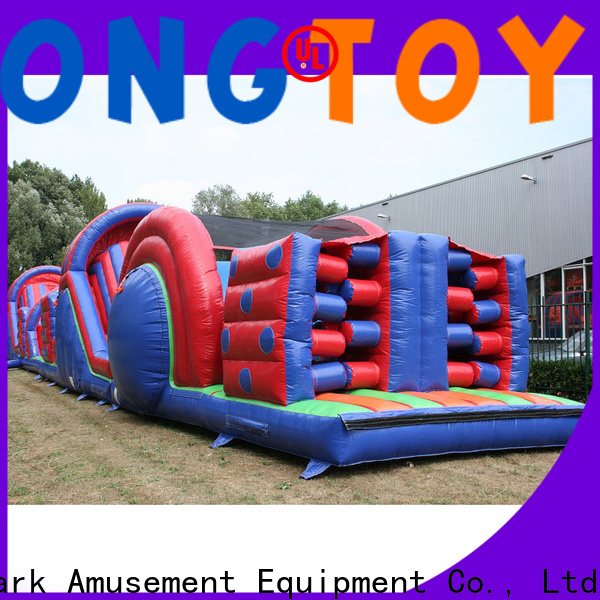 Wholesale obstacle course jump house company for kids