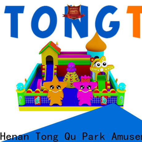 Tongtoy outdoor inflatable bounce house supplier for outdoor