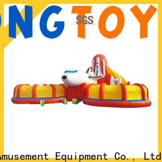 Tongtoy Heat resistant large inflatable water slide wholesale for outdoor