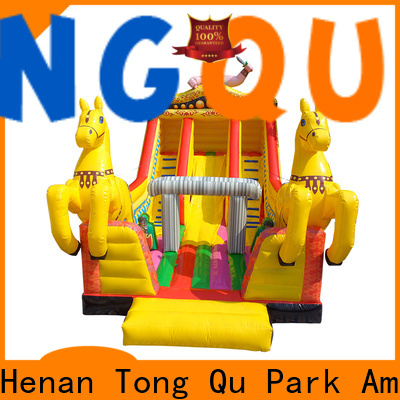 Tongtoy High-quality inflatable toddler slide from China for indoor