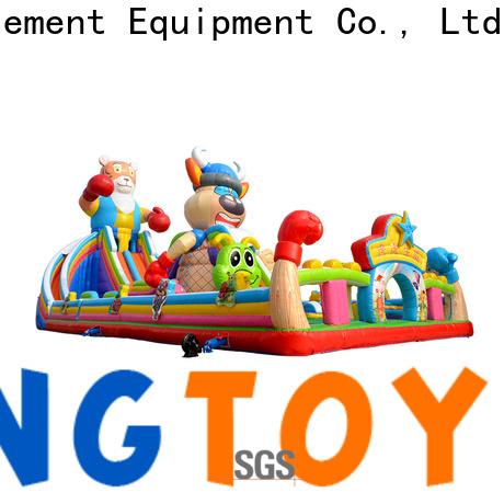Tongtoy air bouncers for sale supplier for kids