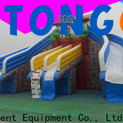 High-quality inflatable water slide and pool Supply for swimming pool