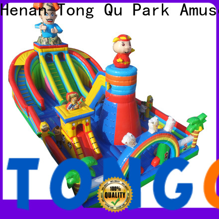 Tongtoy Durable bouncer party inquire now for outdoor