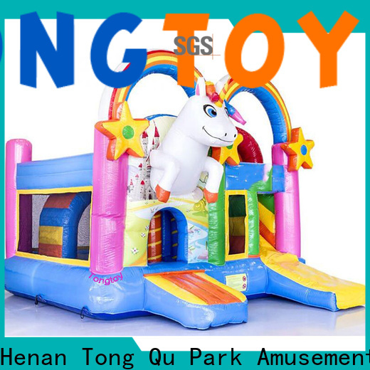 Tongtoy 15x15 bounce house for sale wholesale for outdoor