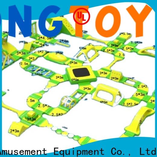 Tongtoy inflatable water park for adults inquire now for amusement park