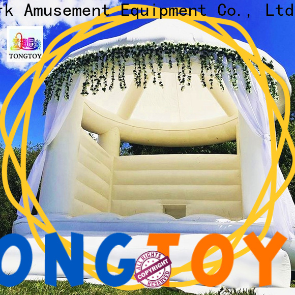 Tongtoy Wholesale inflatable play tent for business for outdoor