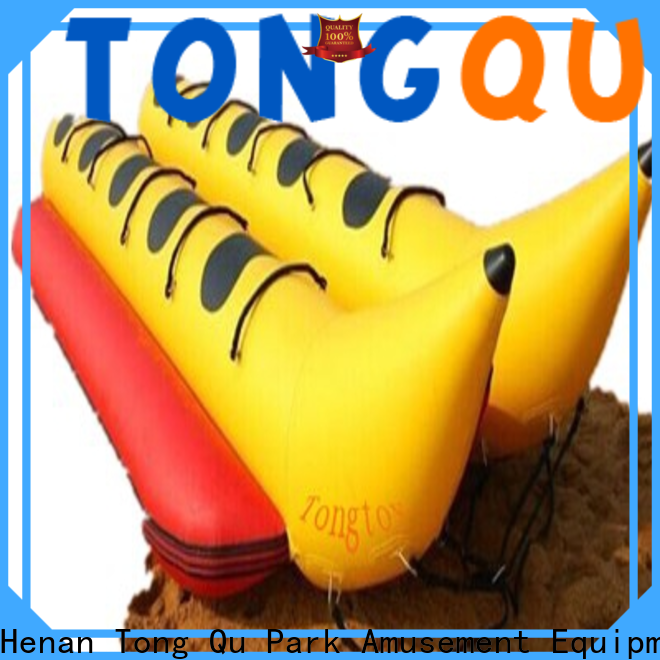 Tongtoy lake water trampoline customized for water park