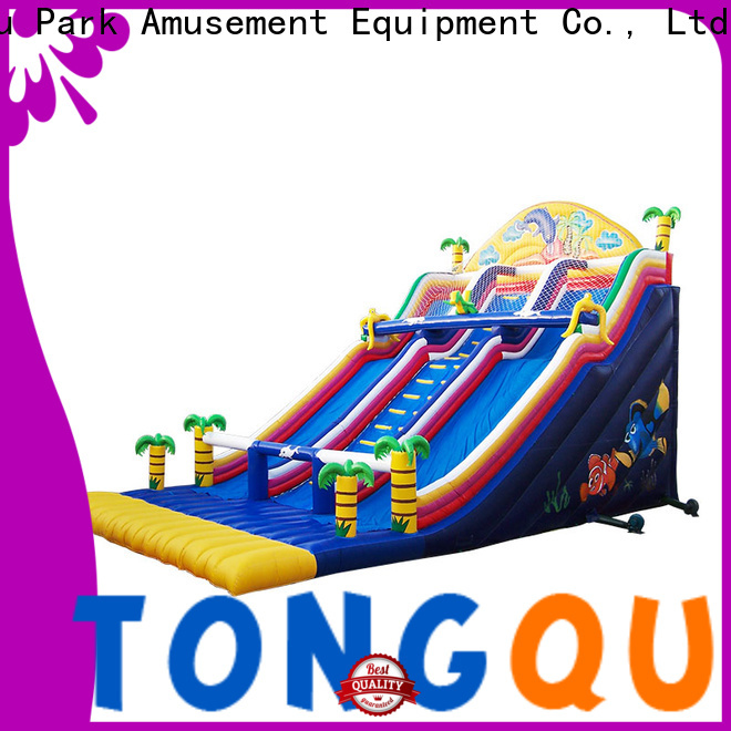 Tongtoy Tongtoy backyard inflatable slide from China for outdoor