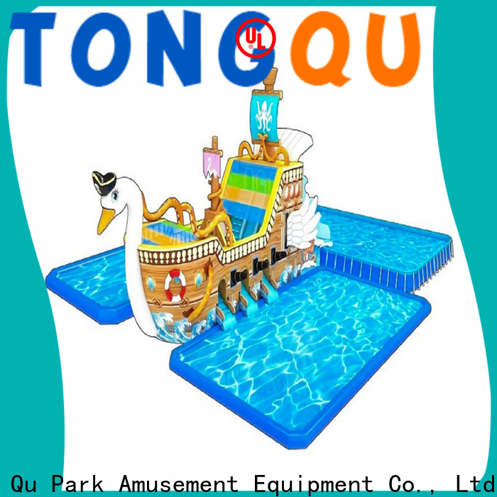 Tongtoy Latest party water slides order now for swimming pool