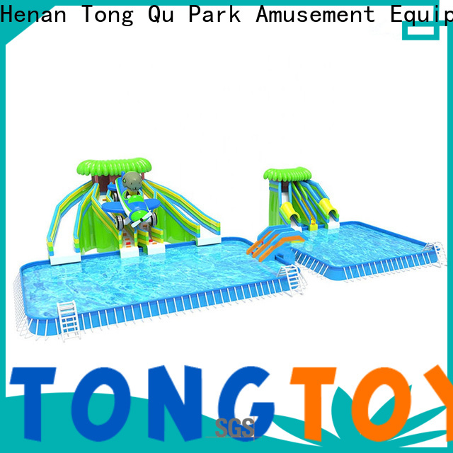 Tongtoy dinosaur slip and slide reputable manufacturer