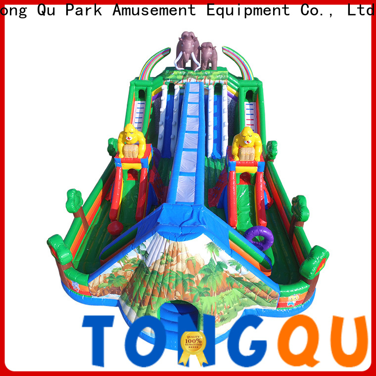Tongtoy moon bouncers for sale supplier for outdoor