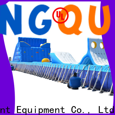 Tongtoy Wholesale bouncy obstacle course hire factory for kids