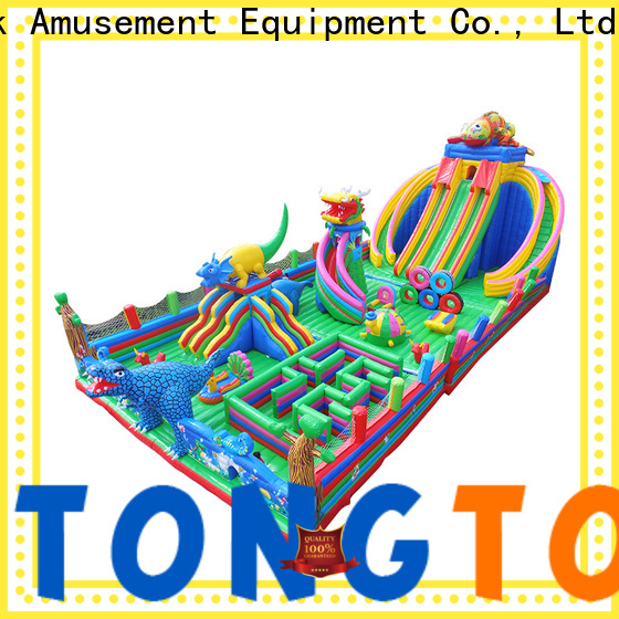 Tongtoy Durable giant blow up slides for sale inquire now for adult