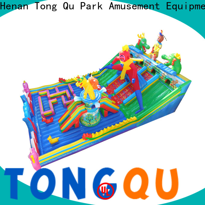Tongtoy giant water slide for sale supplier for outdoor
