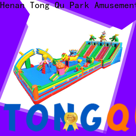 Tongtoy 18 foot water slide wholesale for kids