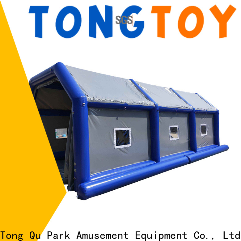 Tongtoy Custom easy camp hurricane 500 inflatable tunnel tent manufacturers for kids