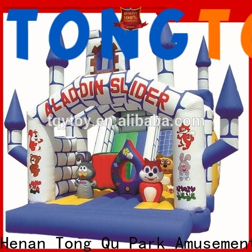 Tongtoy water-proof inflatable castle bouncer inquire now for adult